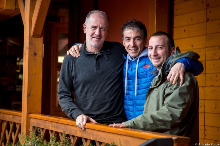 Fabio Orlando, Andrea Rotili & Andrea Palmucci