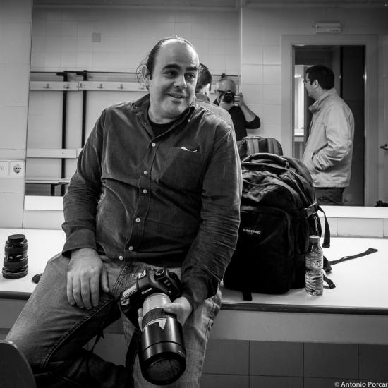 Sergio Cabanillas interview Porcar Antonio Cano