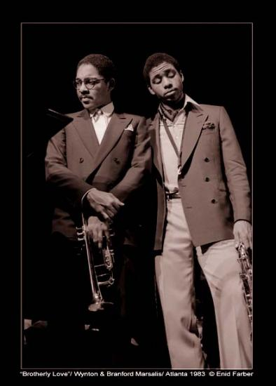 Enid Farber Jazz Photographer Interview 2