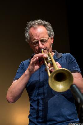 David Herrington in Jazz Eñe 2015