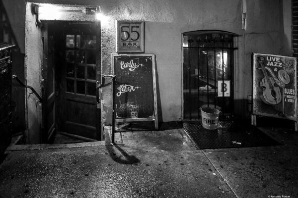 55 Bar. NYC.
