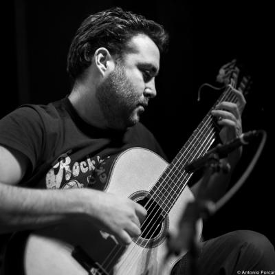 Luis Regidor (2014) en Avui Jazz de Vila-real