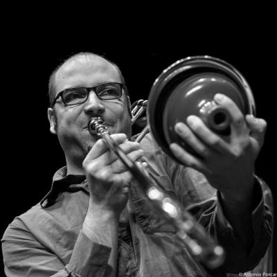 Toni Belenguer (2014) en Avui Jazz de Vila-real