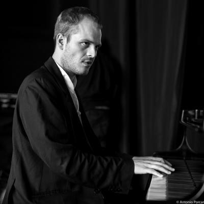 Casimir Liberski (2015) in Getxo Jazz 2015
