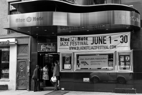 Blue Note Jazz Club, NY