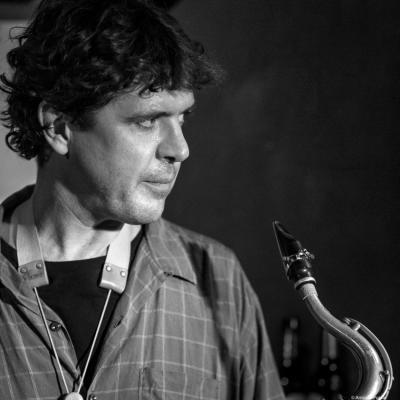 Chris Cheek in Jimmy Glass Jazz Club (2016)