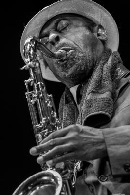 Archie Shepp at Festival de Jazz de Valencia 2017