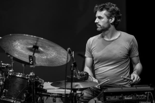 Tico Porcar en Jazz Eñe 2016