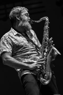 Vicent Macián in XX Festival de Jazz de Valencia