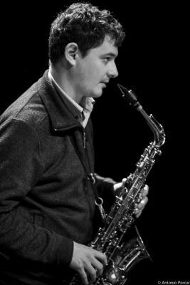 Dmitry Baevsky  (2015) in Avui Jazz. Vila-real