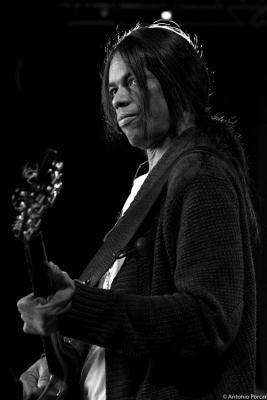 Stanley Jordan in Getxo Jazz 2015