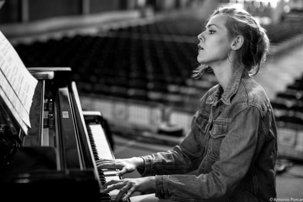 Paulina Atmańska @ Getxo Jazz 2015