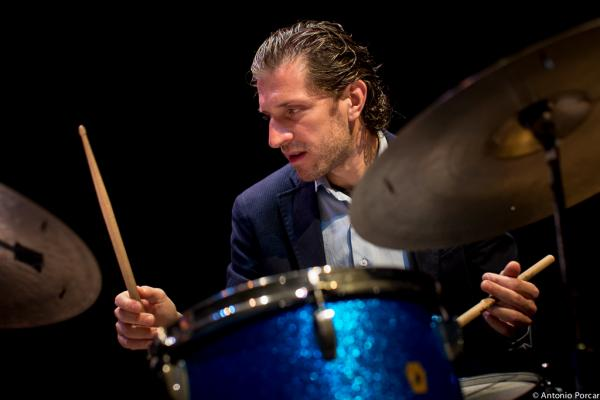 Esteve Pi (2015) en Avui Jazz. Vila-real