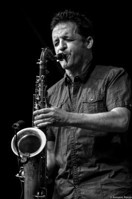 Víctor de Diego at Getxo Jazz 2015