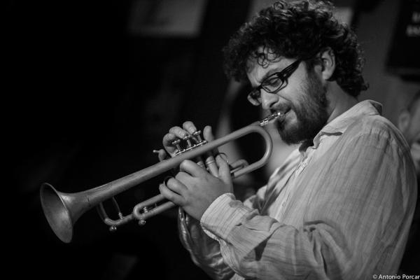 Voro Garcia (2014) en Jimmy Glass Jazz Club. Valencia.