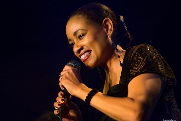 Charmin Michelle at JazzTardor 2017.
