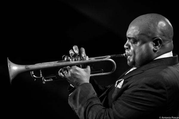 Terell Stafford (2015) in Jazz Tardor. Lleida.
