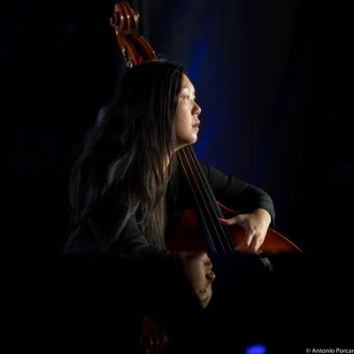Linda Oh in Getxo Jazz 2015