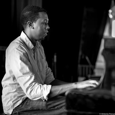 Lawrence Fields in Getxo Jazz 2015