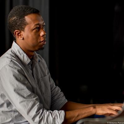 Lawrence Fields in Getxo Jazz 2015