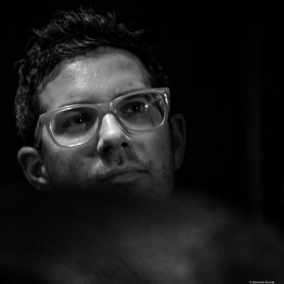 Mark Guiliana (2016) in Jimmy Glass Jazz Club. Valencia