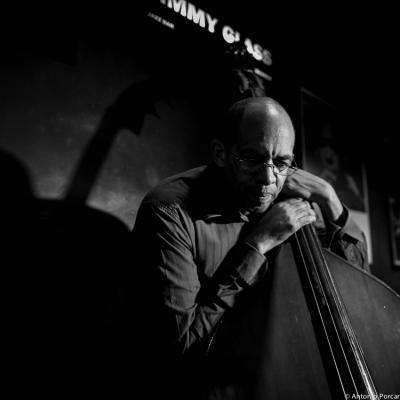 Hall, Darryl (2015) in Jimmy Glass Jazz Club. Valencia.