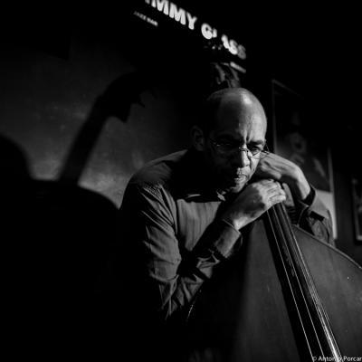 Hall, Darryl (2015) in Jimmy Glass Jazz Club. Valencia.