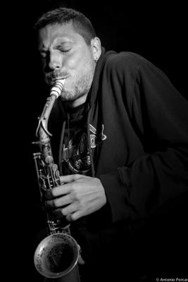 Ernesto Aurignac (2015). Igor Tavan Collective en Jimmy Glass Jazz Club