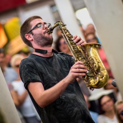 Victor Jimenez en XX Festival de Jazz de Valencia