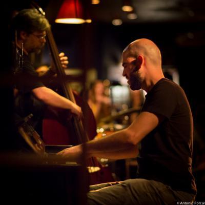 Xan Campos Rial. Jimmy Glass Jazz Club 2014