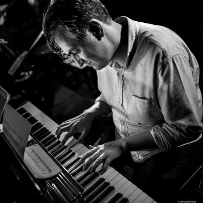 Randy Ingram (2017) at Jimmy Glass Jazz Club. Valencia.