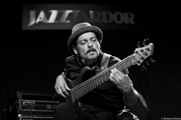 Rogelio Campas (2015) en Jazz Tardor. Lleida