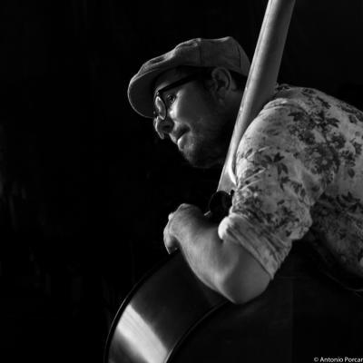 Grzegorz Wlodarczyk in Getxo Jazz 2015