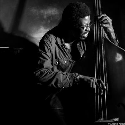 """Reinier Elizarde Ruano """"El Negrón"""" in Jimmy Glass Jazz Club. Valencia (2015)"""