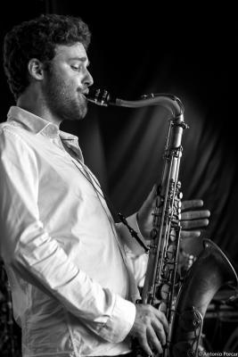 Maxime Berton in Getxo Jazz 2015