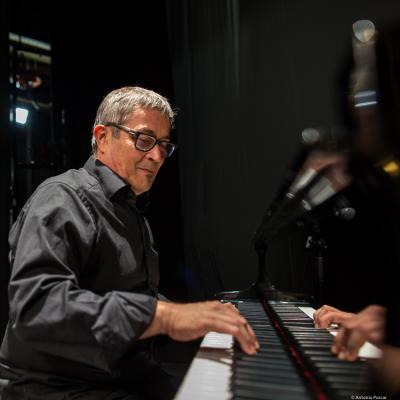 Chano Domínguez at JazzPalencia (2017)