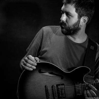 Roberto Pianca (2016) in Jimmy Glass Jazz Club