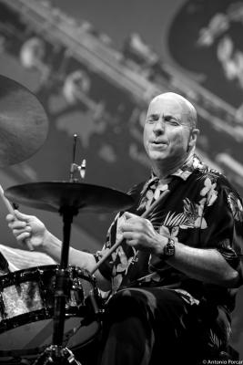 Joey Baron (2015) in Getxo Jazz 2015