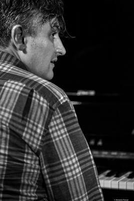 Randy Ingram (2017) at Jimmy Glass Jazz Club. Valencia.