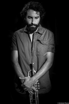 Julián Sánchez (2015) in Jimmy Glass Jazz Club. Valencia.