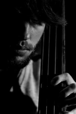 Miquel Alvarez (2016) in Jimmy Glass Jazz Club. Valencia