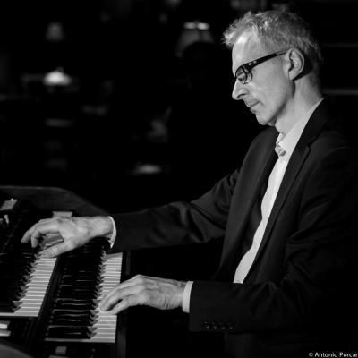 Renato Chicco (2015) in Jimmy Glass Jazz Club. Valencia.
