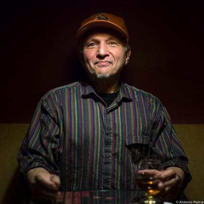 Jerry Bergonzi (2015) in Jimmy Glass Jazz Club. Valencia