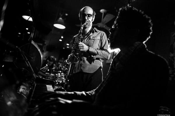 Michaël Attias (2017) at Jimmy Glass Jazz Club. Valencia.