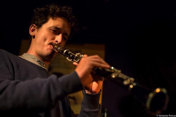 Joachim Bodenhorst (2015) @ Jimmy Glass Jazz Club. Valencia