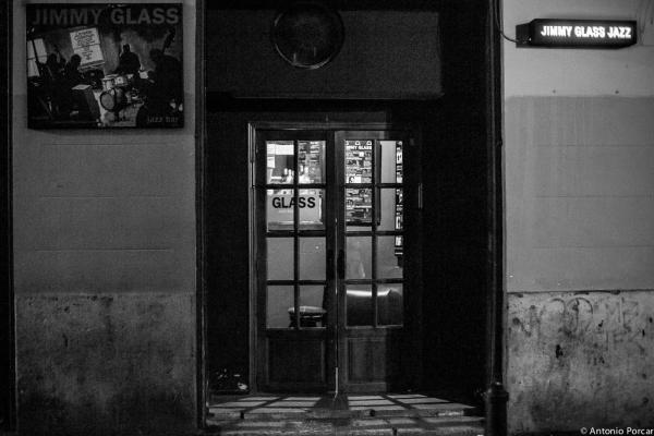 Jimmy Glass Jazz Club. Valencia. Spain.