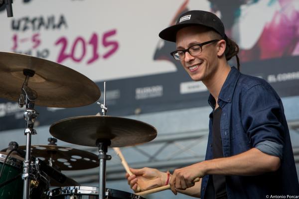 Philippe Lemm i Getxo Jazz 2015