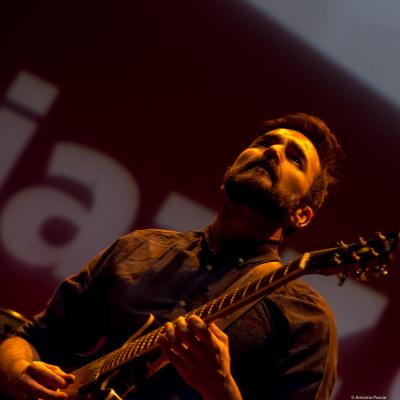 Javier Sanchez in Jazz Eñe 2016