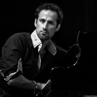 Elie Dufour in Getxo Jazz 2015