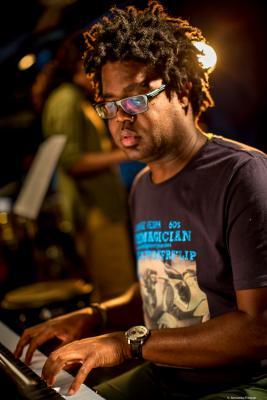 "Iván ""Melón"" Lewis (2016) in Jimmy Glass Jazz Club"